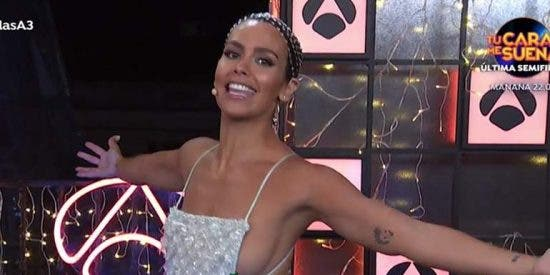 El 'lote' de Cristina Pedroche que no se vio en Nochevieja en la pantalla de Antena 3