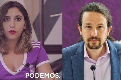La APM sale de su letargo y denuncia con tibieza los acosos a periodistas en la web de 'fake news' de Podemos