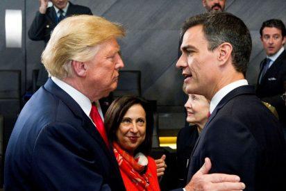 """Carlos Dávila: """"Adiós Trump, Sánchez se queda"""""""