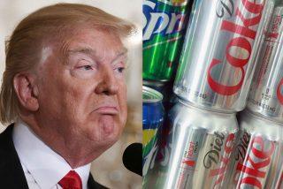 Biden manda quitar el botón rojo que usaba Trump en el Despacho Oval para pedir una Coca-Cola