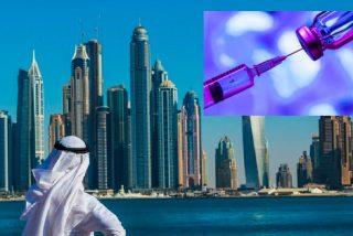 Turismo de lujo con vacuna Covid: 50.000 euros por unas vacaciones 'sanitarias' en Dubái