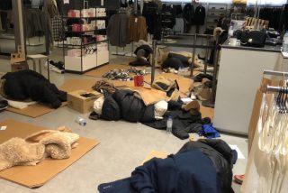 100 personas pasan 2 días atrapadas en Gran Plaza 2, el lujoso centro comercial de Majadahonda