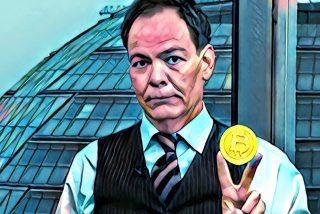 """""""Todos seremos multimillonarios porque el dólar no tiene fondo y el bitcoin no tiene techo"""""""
