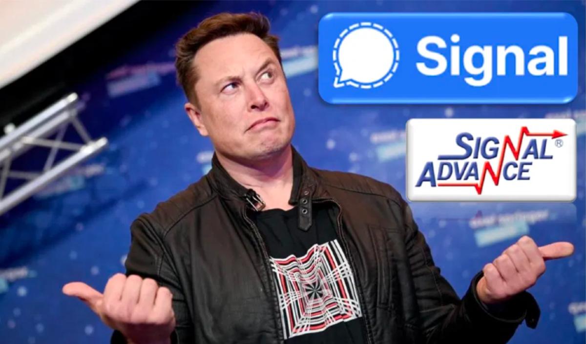 Elon Musk insta a la gente a unirse a Signal tras obligar WhatsApp a sus usuarios a compartir datos con Facebook
