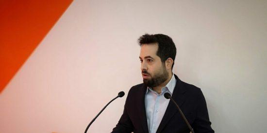 """Carrillo (C,s A): """"El Gobierno de Ciudadanos en Andalucía demuestra que se pueden salvar vidas y proteger la economía en plena tercer ola frente a la inacción y las mentiras de Sánchez"""""""