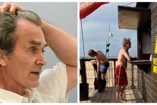 Fernando Simón, que disfrutó de chiringuitos en la primera ola, ahora acusa a los bares de ser focos de contagios