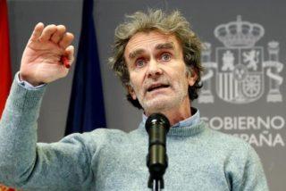 Fernando Simón, el 'experto' que no acertó ni una, culpa a los españoles de la tercera ola de coronavirus