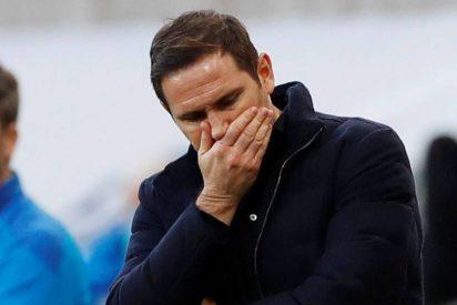 """El Chelsea toma la """"difícil decisión"""" de despedir a Frank Lampard"""