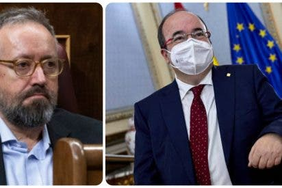 Juan Carlos Girauta desenmascara a Miquel Iceta revelando su estratagema para medrar en política