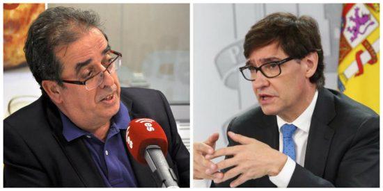 "Santiago González: ""Illa comenzó a hacer campaña en Cataluña mucho antes de confinar Madrid"""