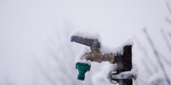 Ola de Frío: qué hacer si te quedas sin agua porque se congelan las tuberías