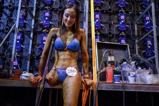 La historia de Gui Yuna, la atleta paralímpica que triunfa como fisicoculturista en China