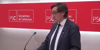 """Illa, pillado en un vídeo defendiendo que """"Cataluña es una nación"""" como dicen los independentistas"""