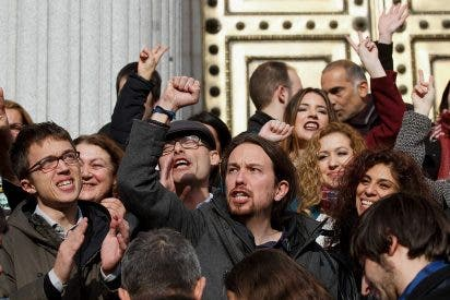 """El vídeo de Pablo Iglesias alentando a 'tomar' el Congreso: """"Es saludable ejercer derechos civiles"""""""