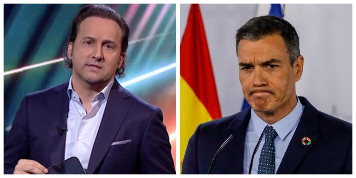 Iker Jiménez tira de la manta y destapa cómo Pedro Sánchez nos está poniendo en grave peligro