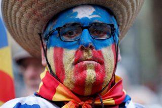 Cataluña: los ciudadanos que apoyan la independencia caen al 43% y los contrarios suben al 50%