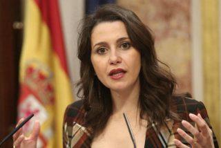 ¡Otra más de Arrimadas! La presidenta de C's planteó a Aguado presentar una moción de censura contra Ayuso