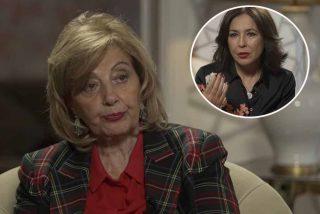"""Isabel Gemio entrevista a María Teresa Campos: """"Tú eres una cerda"""""""
