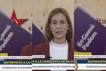 Un 'poltergeist' en RTVE augura el desplome de Podemos en las elecciones de Cataluña