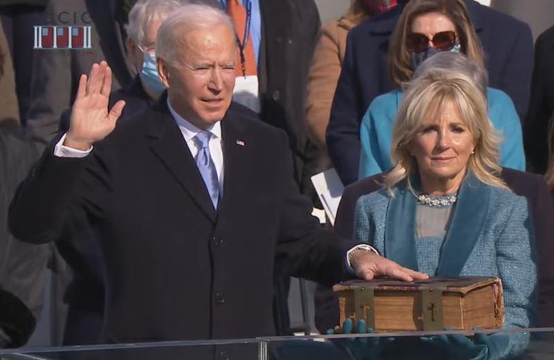 Los 17 primeros decretos de Biden: mascarillas federales, parar el muro con México, volver a meter a EEUU en la OMS...