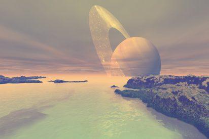 La luna Titán de Saturno tiene un mar de 300 metros de profundidad