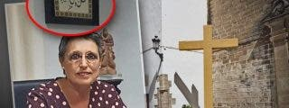 ¡Llama a la alcaldesa de Aguilar de la Frontera para exigir que reponga la Cruz en su ubicación original!
