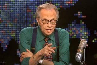 Larry King: muere a los 87 años el periodista que fascinaba a sus entrevistados y a sus audiencias