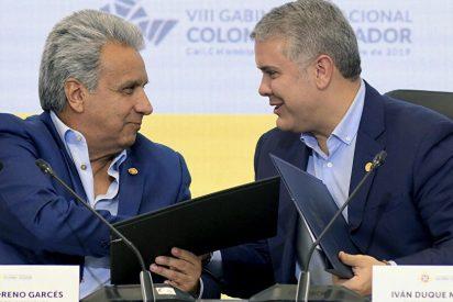Ecuador y Colombia acusan al chavismo de 'meter las manos' en las elecciones de América Latina