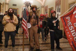 Los partidarios de Trump asaltan el Capitolio de EEUU