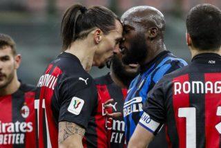 """Ibrahimovic habla sobre su pelea con Lukaku: """"Ve a hacer tus rituales vudú en otro lugar"""""""