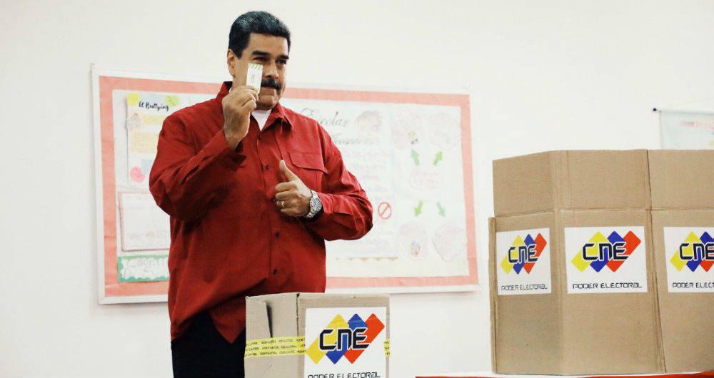 El dictador Nicolás Maduro confirma las negociaciones con la oposición para las elecciones del 21 de noviembre