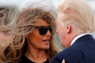 Trump abandona  la Casa Blanca con Melania y 900 millones de euros más pobre que cuando llegó