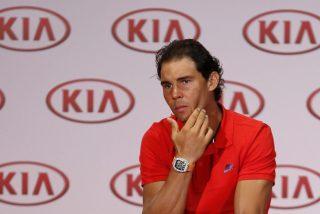 El 'raquetazo' al alto directivo de KIA que despreció a Rafa Nadal como imagen de la marca en España