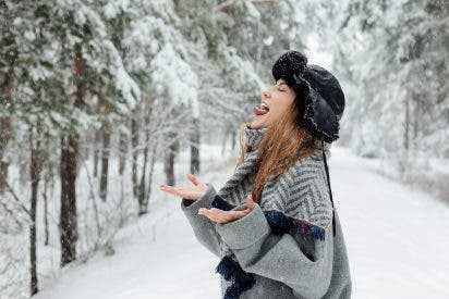 Pronóstico del Tiempo: invierno puro y duro este 3 de enero de 2021