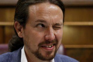 """Pablo Iglesias: """"Esto es una tomadura de pelo; no os fieis de ningún político y de mí tampoco"""""""