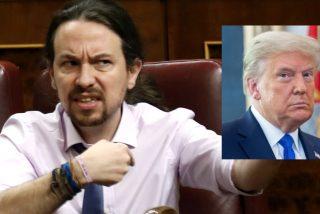 """Eduardo Inda: """"El 'tejerazo' de Iglesias es bueno, el de Trump, malo"""""""