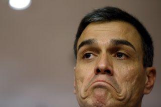 Sánchez se 'derrite' una vez más, mientras Ejercito, Policía y Emergencias sacan a España del caos