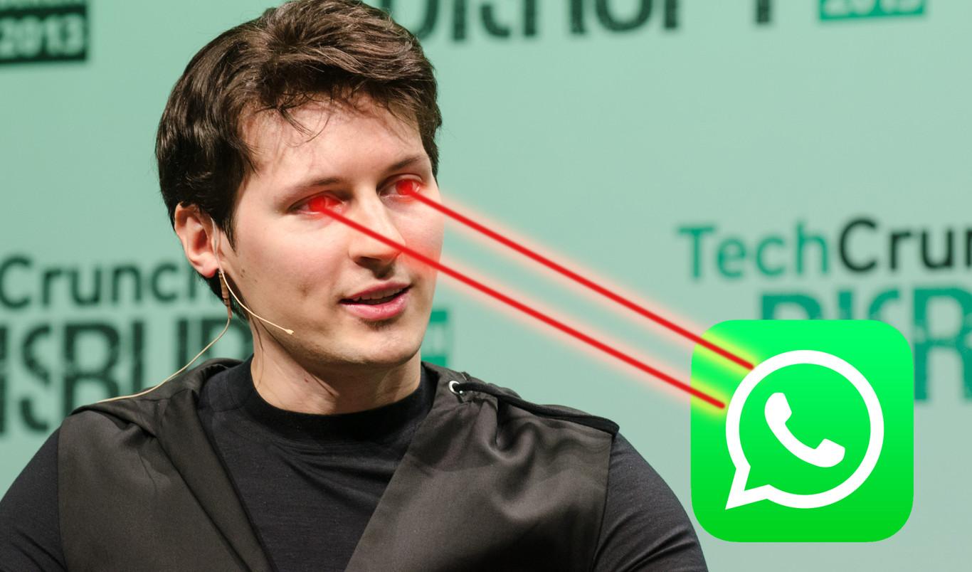 El fundador de Telegram dice que Apple es un 'peligro' y aconseja pasarse a Android