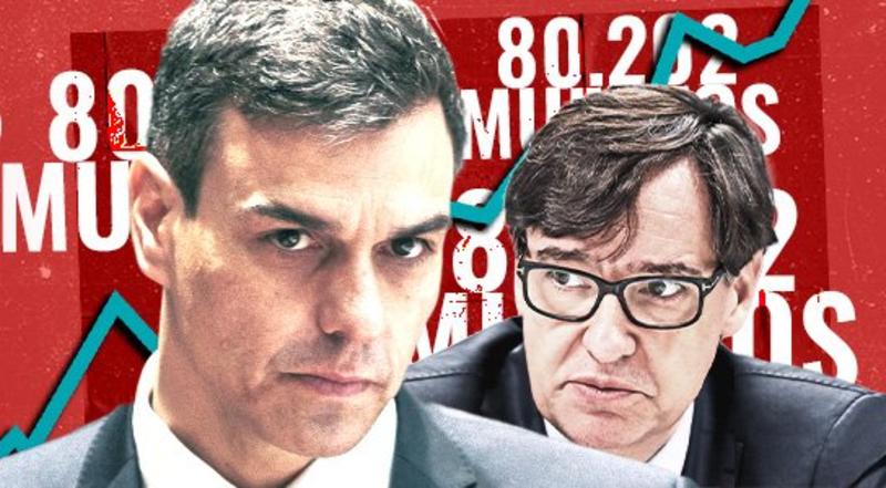 El socialista Illa deja en Madrid la cartera de ministro de Sanidad y hace campaña en Cataluña en plena tercera ola de coronavirus