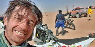 Rally Dakar 2021: muere piloto de motos Pierre Cherpin
