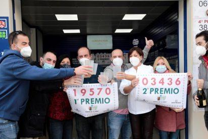 Lotería del Niño 2021: primer premio al número 19570