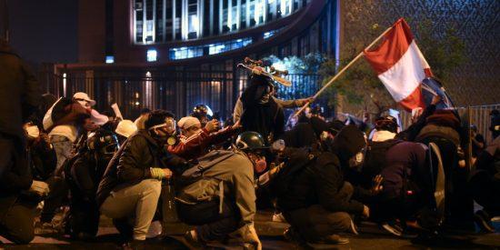 La ONU denuncia que la Policía de Perú hizo un uso excesivo de la fuerza en las protestas de noviembre