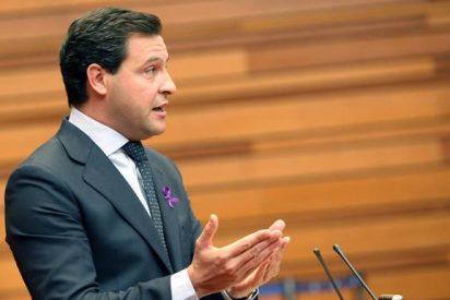 De la Hoz (PPCyL) acusa a Tudanca (PSOE CyL) de preocuparse más de sacar ventaja política que de los ciudadanos de Castilla y León