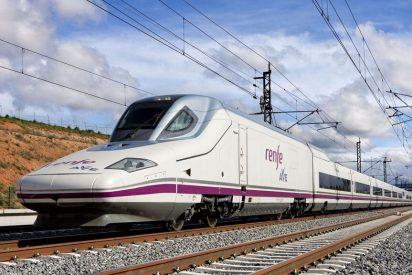 Un tren de AVE destroza a un joven a un kilómetro de la estación de Ciudad Real