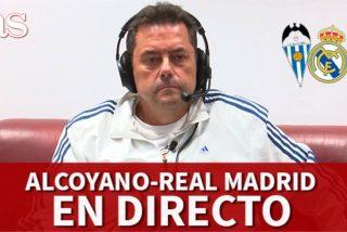 El Real Madrid de los 1.000 millones cae eliminado por el modesto Alcoyano