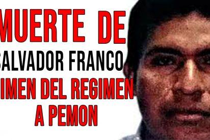 Juan Guaidó denuncia el asesinato en una cárcel chavista del preso político indígena Salvador Franco