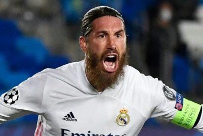 Real Madrid: Sergio Ramos, al que todavía no ha renovado Florentino, no va convocado ante el Celta
