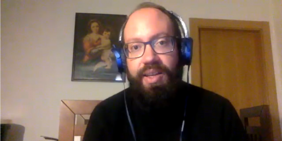 """Páter Góngora: """"No entiendo cómo la COPE apoya a una abortista como Kamala Harris"""""""