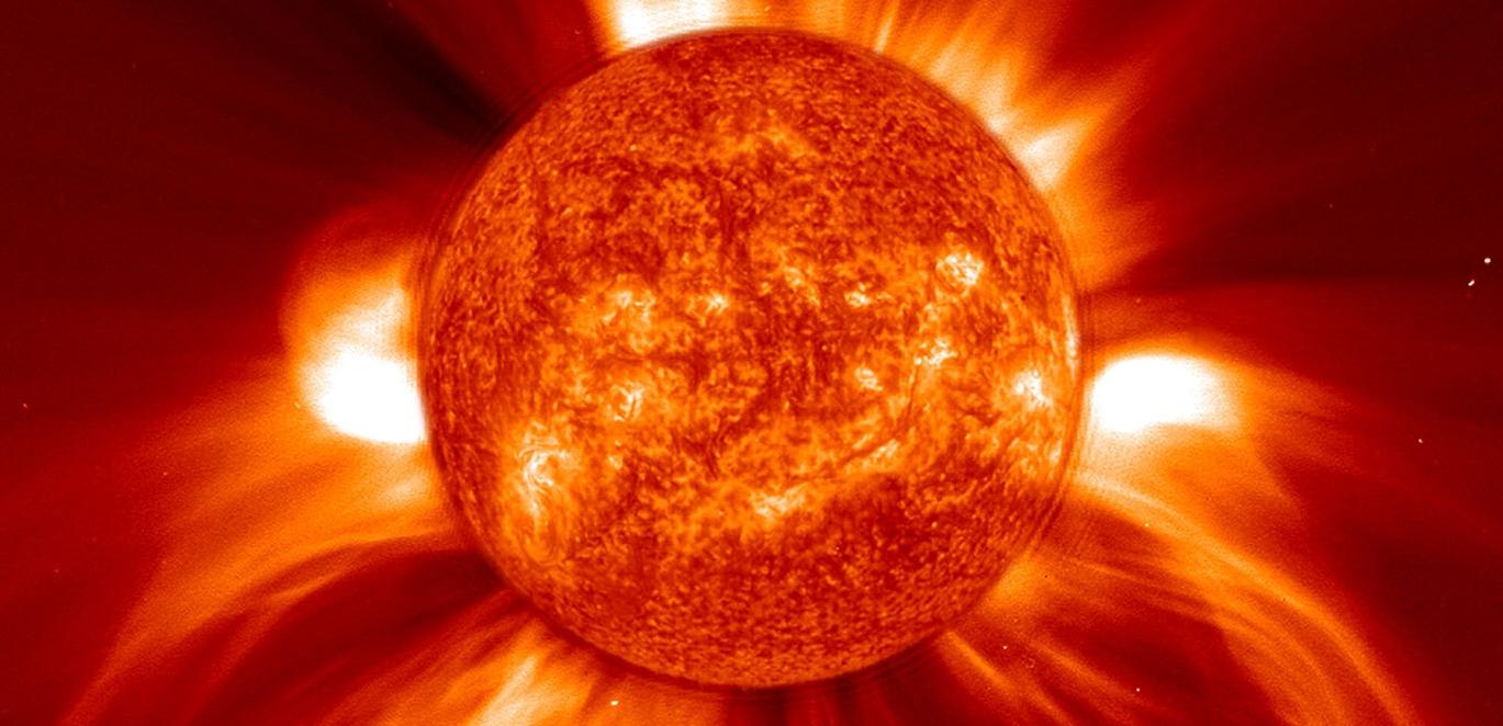 Un enorme objeto se aproxima peligrosamente hacia el Sol