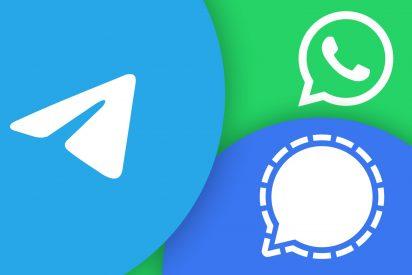 Signal vs Telegram: tres cosas que debes tener en cuenta antes de elegir nuevo servicio de mensajería